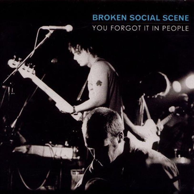 2000s Indie Album: Broken Social Scene - You Forgot It In People