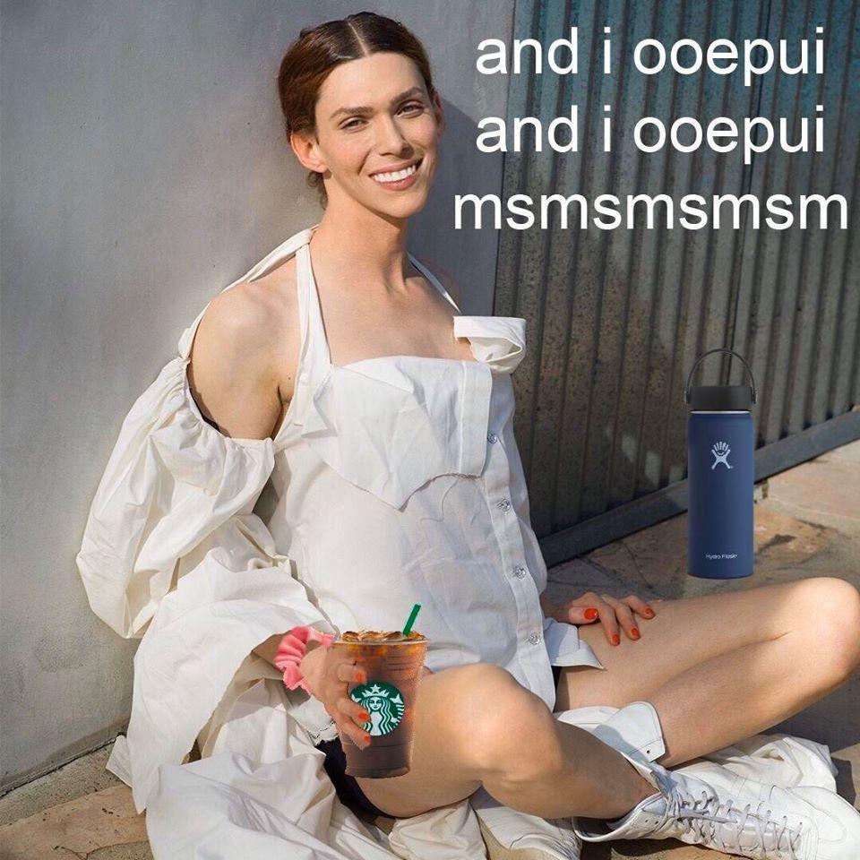 Sophie VSCO Girl Meme