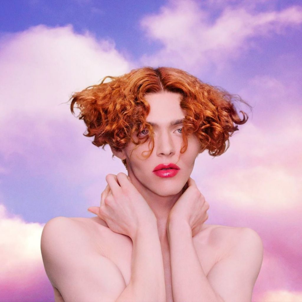 Sophie's Iconic Hair