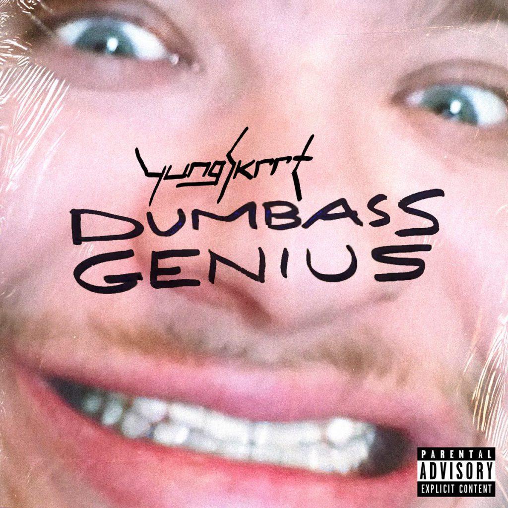 dumbass genius album cover