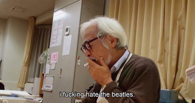 i hate the beatles